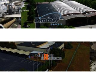 zimmer-usa.com screenshot