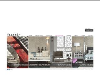 zimmershowroom.com screenshot