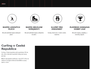 zimnistadionkosutka.cz screenshot