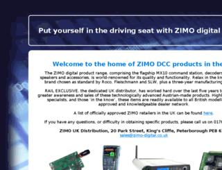 zimouk.co.uk screenshot