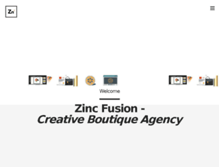zincfusion.com screenshot