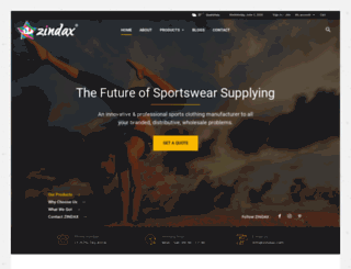 zindax.com screenshot