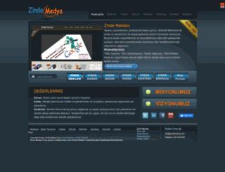 zindemedya.com screenshot
