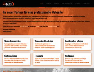 zinet.ch screenshot