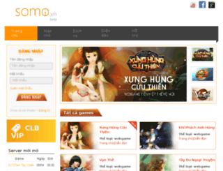 zing.somo.vn screenshot
