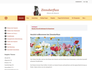 zinnoberfluss.de screenshot