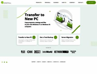 zinstall.com screenshot