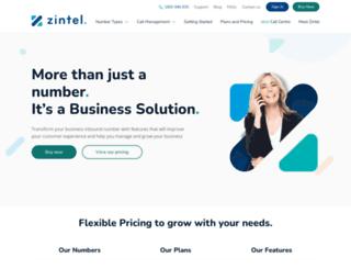 zintelportal.com.au screenshot