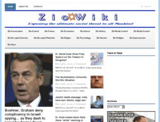 ziowiki.com screenshot