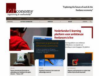 zipconomy.nl screenshot