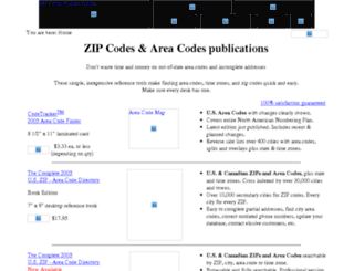 zipdirectory.com screenshot