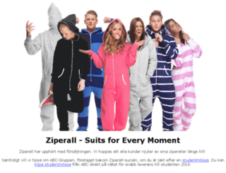 ziperall.com screenshot