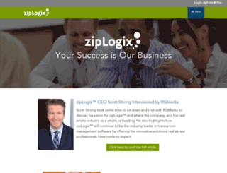 zipforms.com screenshot