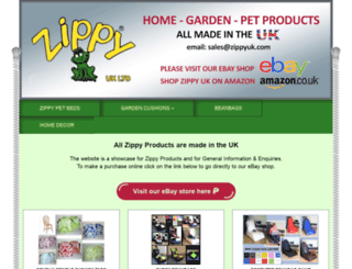 zippyuk.com screenshot