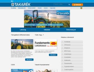 zircitakarek.hu screenshot