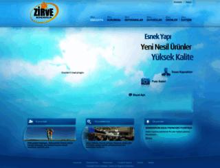 zirvemuhendislik.net screenshot