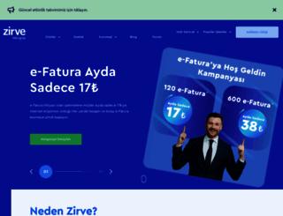 zirveyazilim.net screenshot