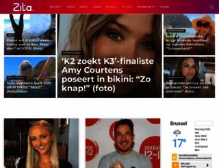 zita.be screenshot