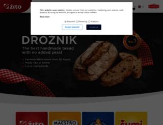 zito.si screenshot