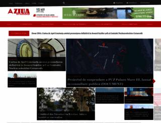 ziuaconstanta.ro screenshot