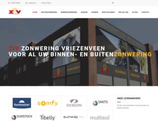 ziv.nl screenshot