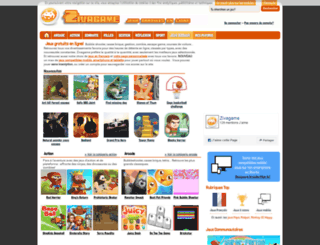 zivagame.com screenshot