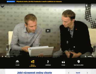 zivevysilani.samuel-hornek.cz screenshot