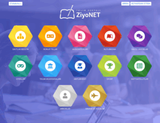 ziyonet.uz screenshot