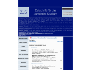 zjs-online.com screenshot