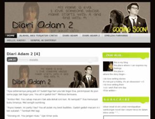 zkaicerita.wordpress.com screenshot