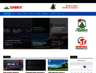 zlatibor.tv screenshot