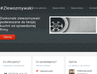 zlewozmywaki.bplaced.net screenshot