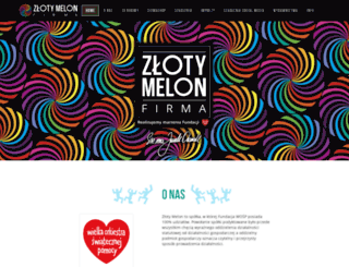 zlotymelon.pl screenshot