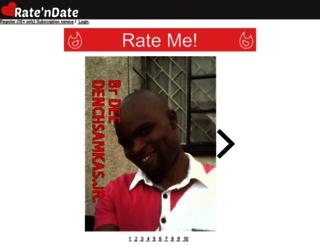 zm.ratendate.com screenshot
