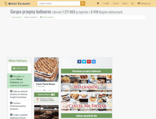 zmiksowani.pl screenshot
