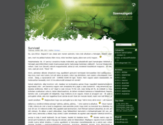 zoccseg.bloglog.hu screenshot
