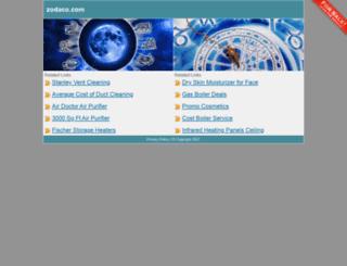 zodaco.com screenshot