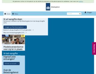 zoeken.belastingdienst.nl screenshot
