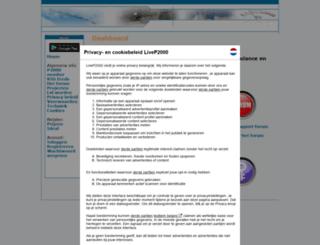 zoeken.livep2000.nl screenshot