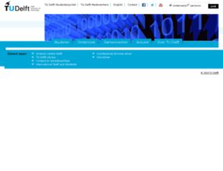 zoeken.tudelft.nl screenshot