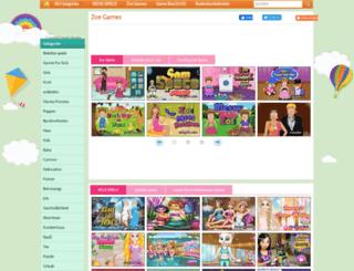 zoespiele.com screenshot