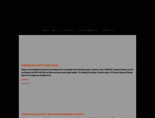 zoetrope-interactive.com screenshot