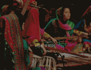 zohra-music.org screenshot
