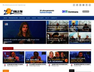 zolfm.com screenshot