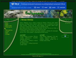 zolwie.cba.pl screenshot