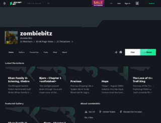 zombiebitz.deviantart.com screenshot