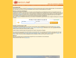 zomerzon.net screenshot