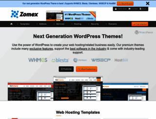 zomex.com screenshot