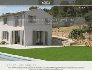 zomoz.com screenshot