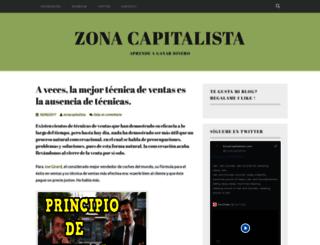 zonacapitalista.wordpress.com screenshot